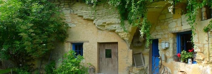 Village troglodyte de la fosse