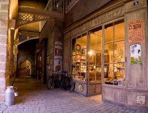 Musée des vieux commerce