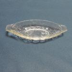 Coupelle en verre( bateau)