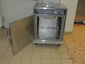 Étuve ventilée (220 v/ 3kw) 7niveaux avec grilles