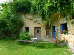 Village troglodytique de la fosse